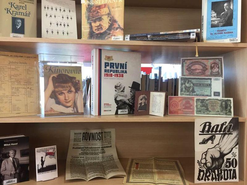 Tden knihoven 2018 v Masarykov veejn knihovn Vsetn