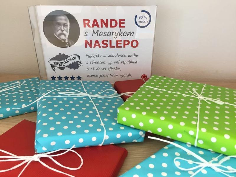 Rande Naslepo (CZ Trailer) - YouTube